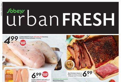 Sobeys Urban Fresh Flyer August 26 to September 1