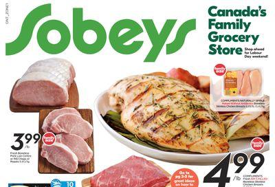 Sobeys (ON) Flyer August 26 to September 1