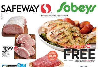 Sobeys/Safeway (AB) Flyer August 26 to September 1