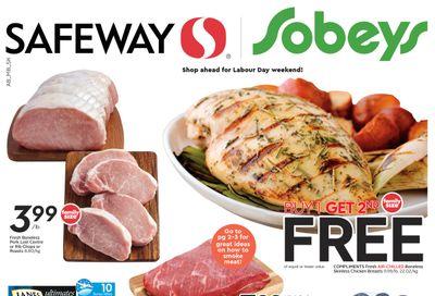 Sobeys/Safeway (SK & MB) Flyer August 26 to September 1