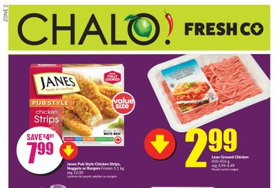 Chalo! FreshCo (ON) Flyer August 26 to September 1