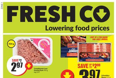 FreshCo (West) Flyer August 26 to September 1