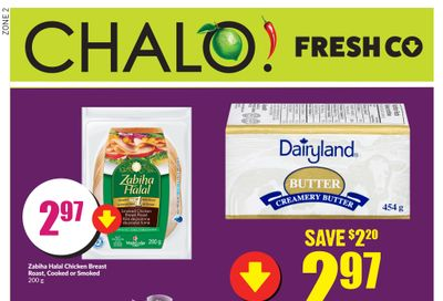 Chalo! FreshCo (West) Flyer August 26 to September 1