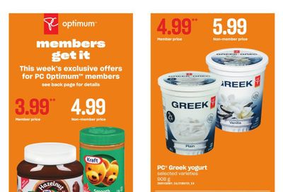 Loblaws (ON) Flyer August 26 to September 1