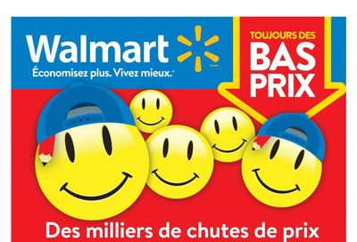 Walmart (QC) Flyer August 26 to September 1