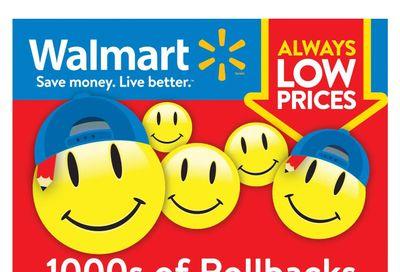 Walmart (West) Flyer August 26 to September 1