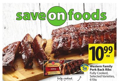 Save on Foods (BC) Flyer August 26 to September 1