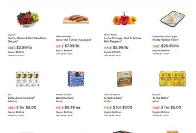 Whole Foods Market (ON) Flyer August 25 to 31