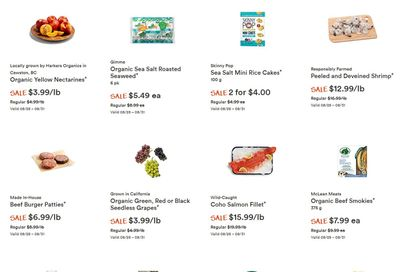 Whole Foods Market (West) Flyer August 25 to 31