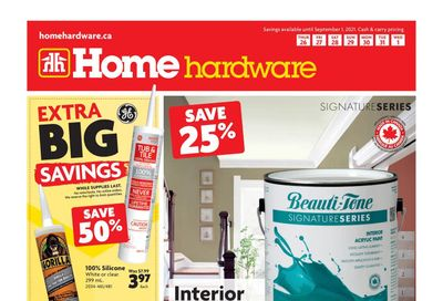 Home Hardware (ON) Flyer August 26 to September 1