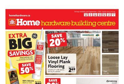 Home Hardware Building Centre (Atlantic) Flyer August 26 to September 1