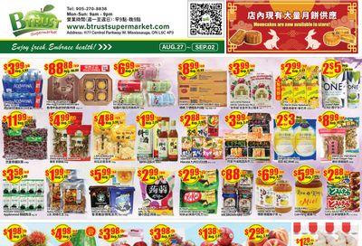 Btrust Supermarket (Mississauga) Flyer August 27 to September 2