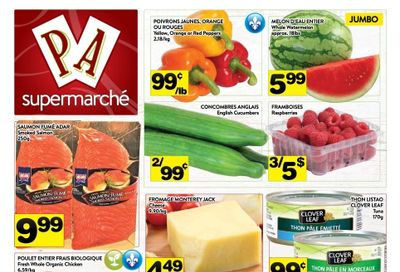 Supermarche PA Flyer August 30 to September 5