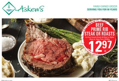 Askews Foods Flyer August 29 to September 4