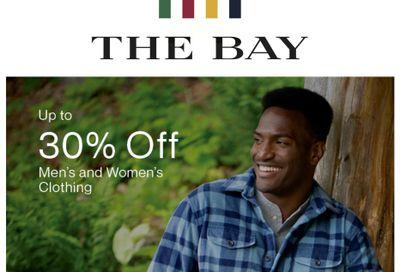 Hudson's Bay Flyer August 27 to September 2