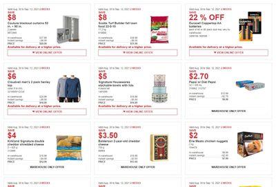 Costco (ON & Atlantic Canada) Weekly Savings August 30 to September 12