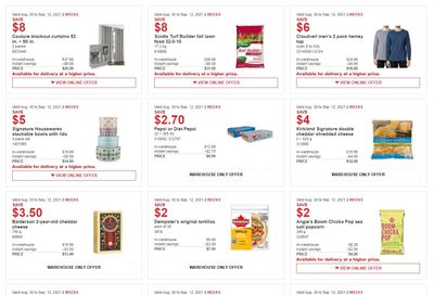 Costco (BC, AB, SK & MB) Weekly Savings August 30 to September 12