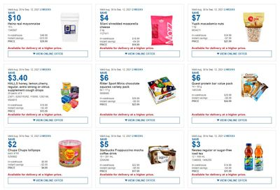 Costco Business Centre Instant Savings Flyer August 30 to September 12