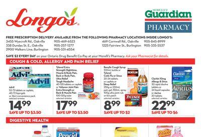 Longo's Pharmacy Flyer September 2 to 29