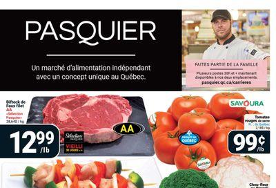 Pasquier Flyer September 2 to 8