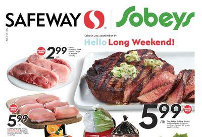 Sobeys/Safeway (SK & MB) Flyer September 2 to 8