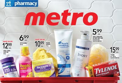 Metro (ON) Your Health Matters Flyer September 2 to 15