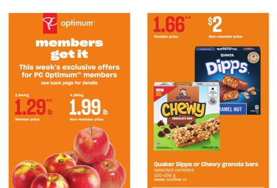 Loblaws City Market (West) Flyer September 2 to 8