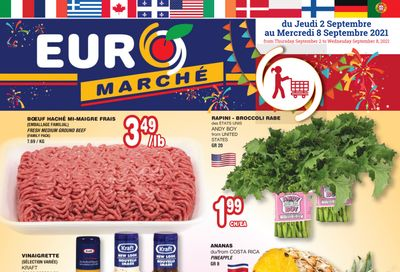 Euro Marche Flyer September 2 to 8