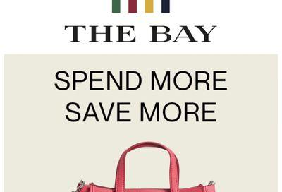 Hudson's Bay Flyer September 3 to 9