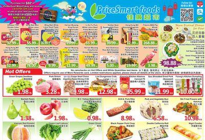 PriceSmart Foods Flyer September 2 to 8