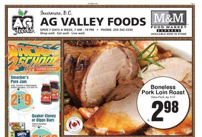 AG Foods Flyer September 3 to 9
