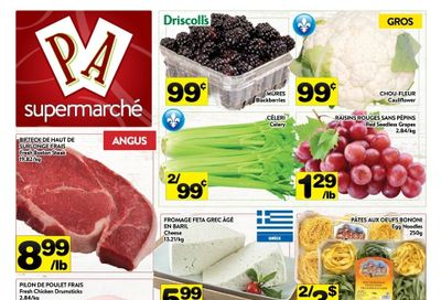 Supermarche PA Flyer September 6 to 12