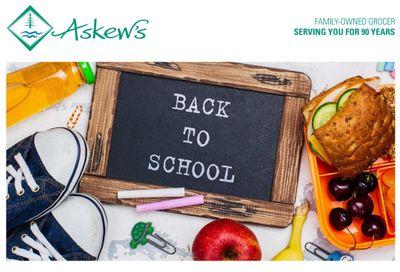 Askews Foods Flyer September 5 to 11