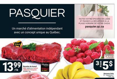 Pasquier Flyer September 9 to 15