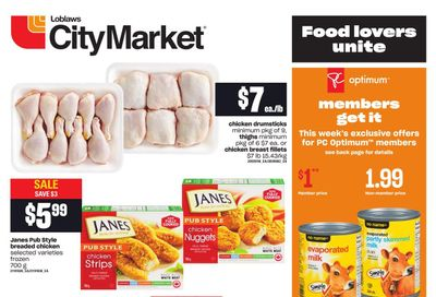 Loblaws City Market (West) Flyer September 9 to 15