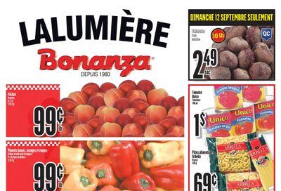 Bonanza Flyer September 8 to 14