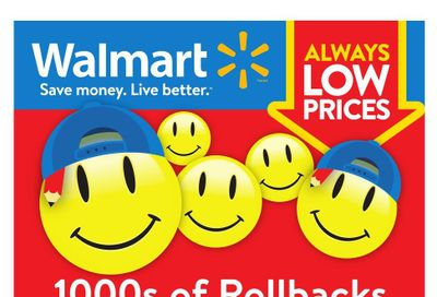 Walmart (West) Flyer September 9 to 15