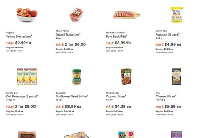 Whole Foods Market (ON) Flyer September 8 to 14