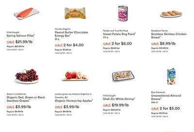 Whole Foods Market (West) Flyer September 8 to 14