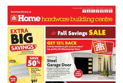 Home Hardware Building Centre (ON) Flyer September 9 to 15