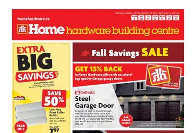 Home Hardware Building Centre (Atlantic) Flyer September 9 to 15