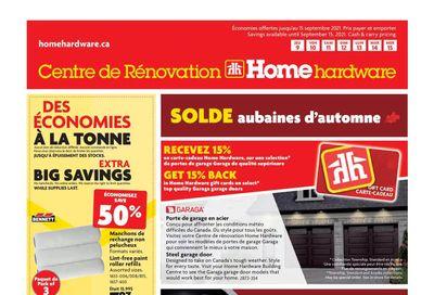 Home Hardware Building Centre (QC) Flyer September 9 to 15