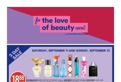 Shoppers Drug Mart (West) Flyer September 11 to 16