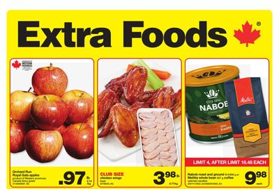 Extra Foods Flyer September 10 to 16