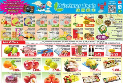 PriceSmart Foods Flyer September 9 to 15