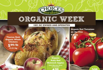 Choices Market Flyer September 9 to 15