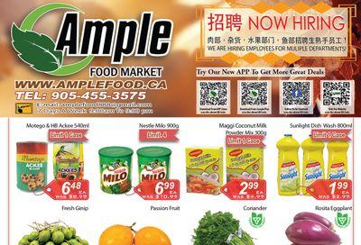 Ample Food Market (Brampton) Flyer September 10 to 16