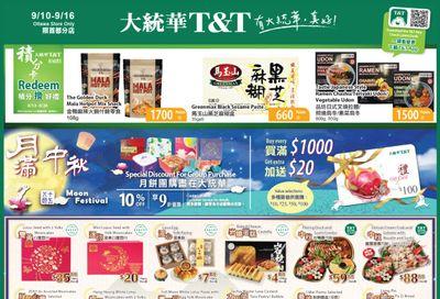 T&T Supermarket (Ottawa) Flyer September 10 to 16
