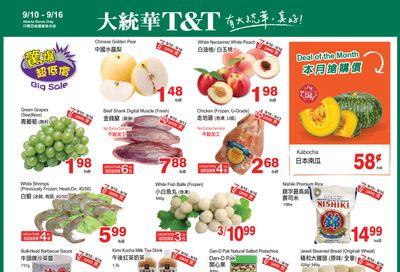 T&T Supermarket (AB) Flyer September 10 to 16