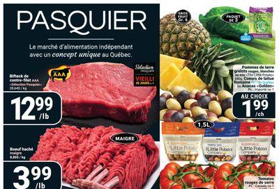 Pasquier Flyer September 16 to 22